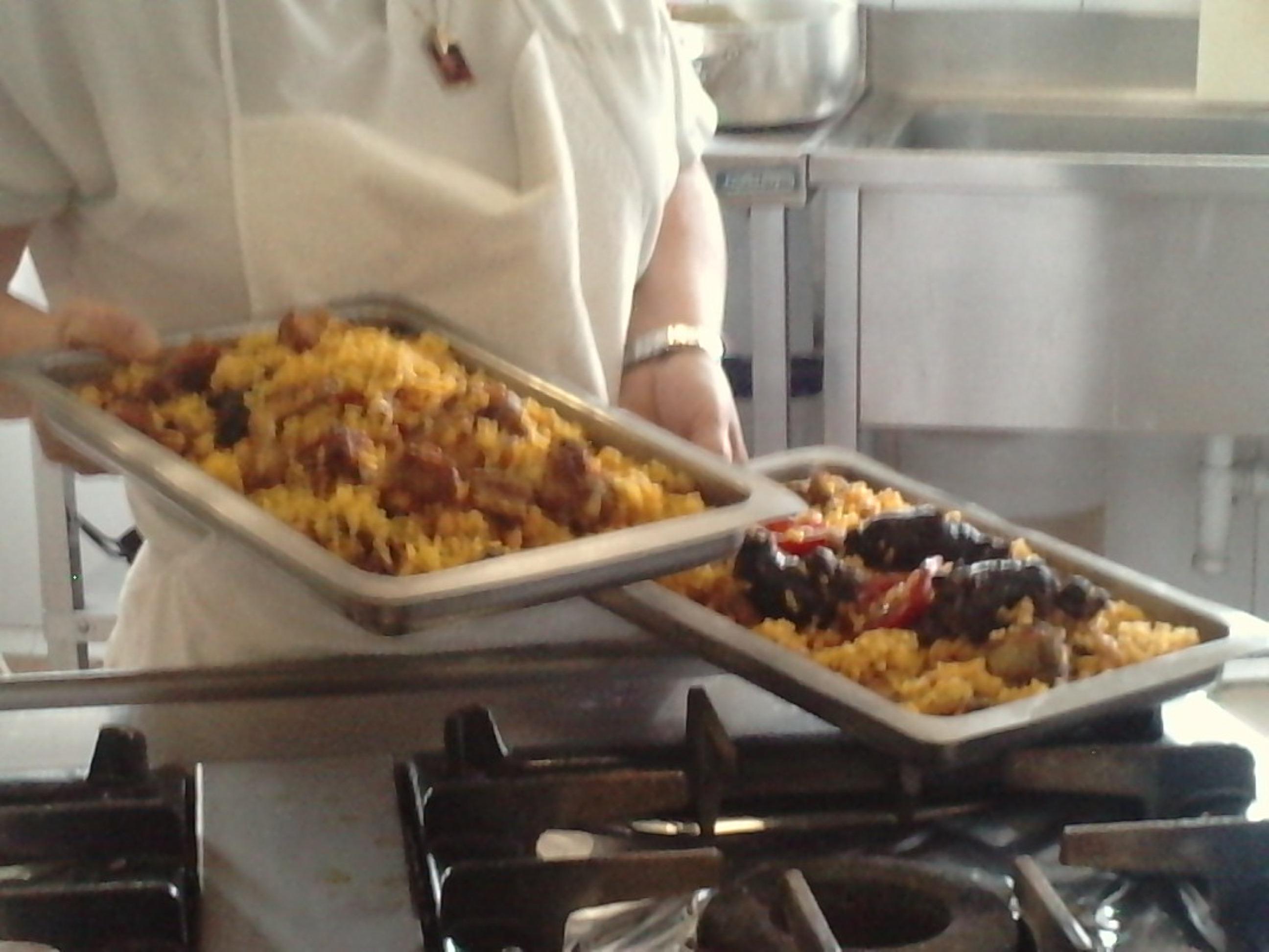 cocinas externas y catering a domicilio sain servicios